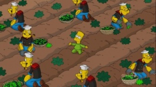 The Simpsons 24x10 : A Test Before Trying- Seriesaddict